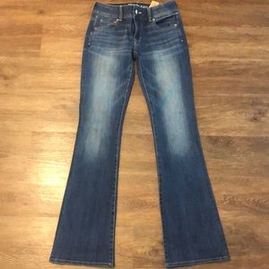 American Eagle Outfitters Jeans Size 0 NWT